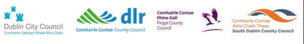Four Dublin Local Authorities